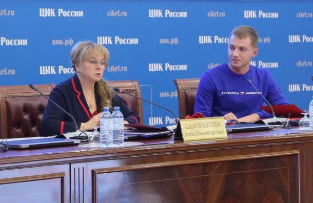 ЦИК попросил регионы приостановить агитацию пообщероссийскому голосованию