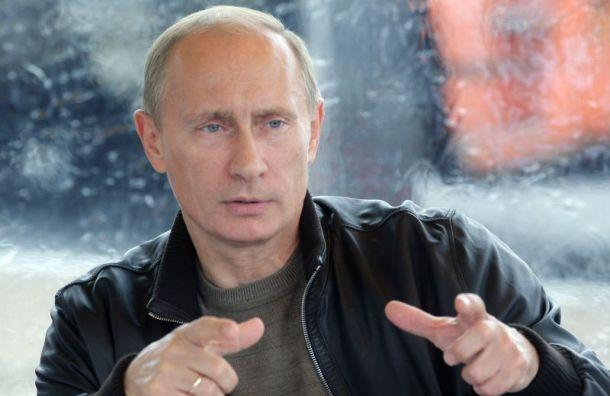 Путин рассказал освоем рискованном обещании
