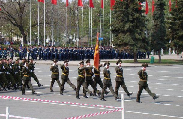 Ветераны просят Путина перенести парад Победы
