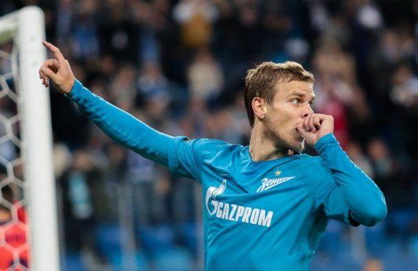 Кокорин: «Зенит» дал понять, что контракт будет предложен