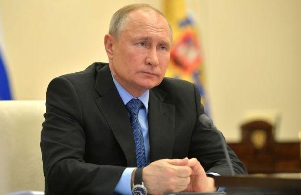 Путин: Россия перевыполнила план попродаже оружия в2019 году