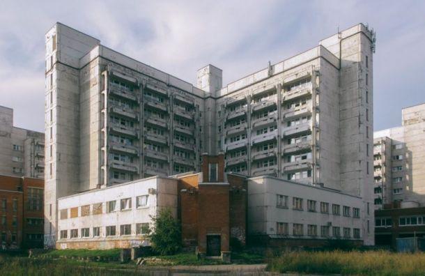 ВПетербурге стало больше стационаров для приема больных скоронавирусом