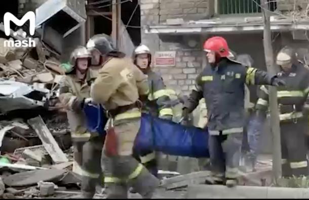 При взрыве вОрехово-Зуеве погиб один человек