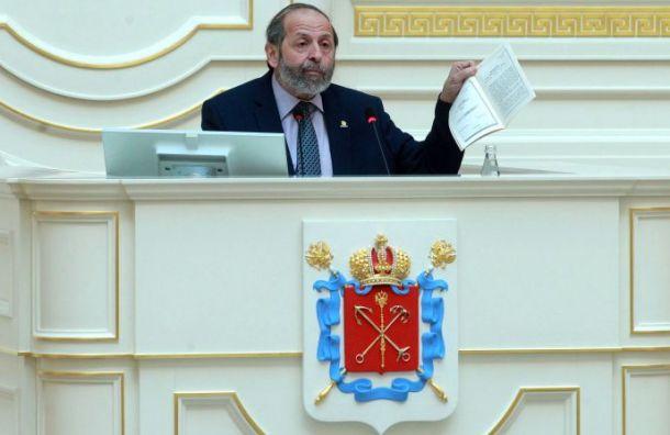 Вишневский предложил подписать письмо Путину повыплатам гражданам