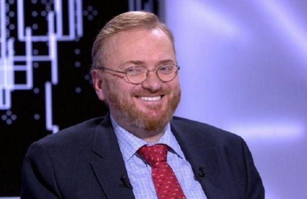 Милонов предложил ввести вПетербурге сухой закон