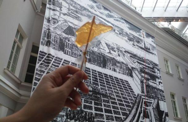 Эрмитаж продлил доконца сентября выставку «Студия 44. Анфилада»