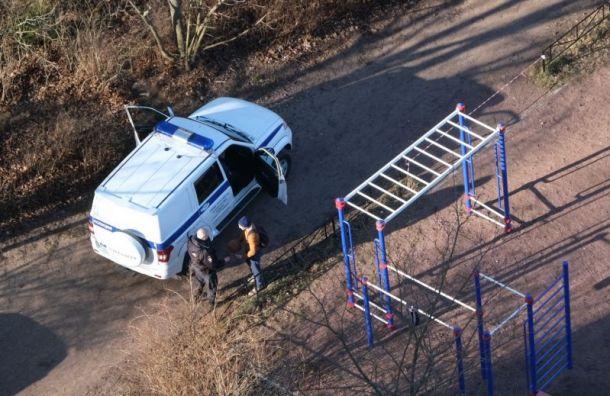 Петербуржца оштрафовали запобег отполицейских