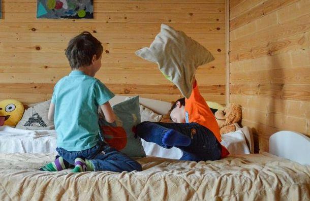 Учреждения соцзащиты Петербурга временно несмогут принимать новых детей