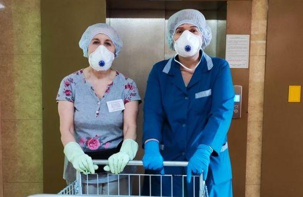 Петербургский ПНИ №10 закрыли накарантин из-за коронавируса
