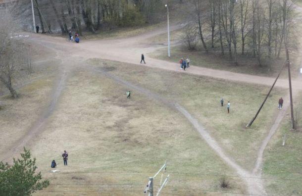 Температура воздуха вПетербурге поднимется выше нормы