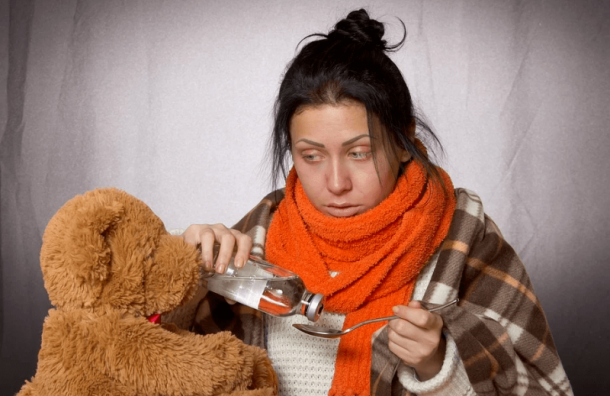 Собянин запретил выходить издома москвичам ссимптомами ОРВИ