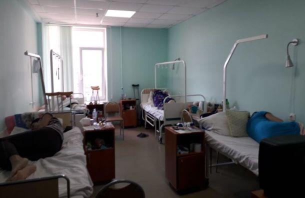 Излечившихся пациентов начали выпускать изНИИВредена