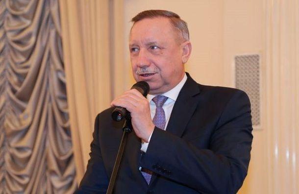 Беглов доложил Путину оборьбе скоронавирусом вПетербурге