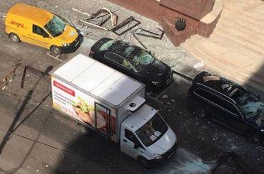 Произошел взрыв вбизнес-центре вМоскве