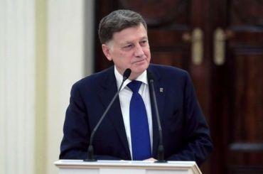 Макаров: Полеты Варсонофия над Петербургом сиконой несомненно помогут