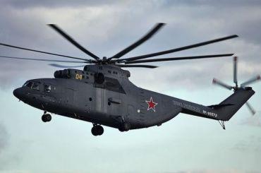Пострадавших при жесткой посадке вертолета наЯмале доставили вбольницу