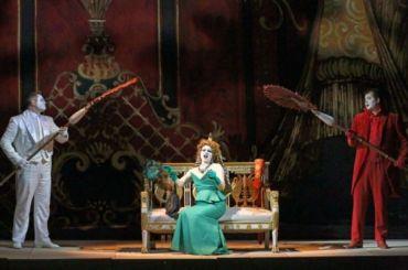 Онлайн-спектакли Мариинского театра посмотрели более 20 млн зрителей