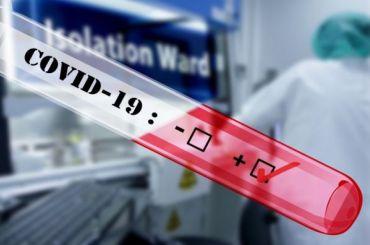 Засутки вПетербурге выявили 35 случаев заражения коронавирусом