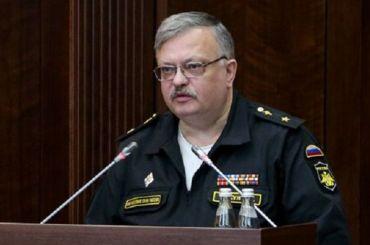 СМИ: начальника Военмеда Фисуна отстранили отдолжности