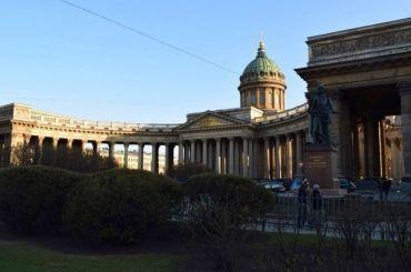Казанский собор будут реставрировать досередине мая 2021 года