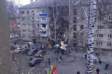 Впятиэтажке города Орехово-Зуево взорвался газ