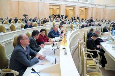 Власти Петербурга утвердили меры поддержки бизнеса впериод пандемии
