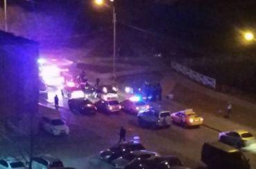 Водитель Ford Focus сбил инспектора ДПС при попытке уйти отпогони