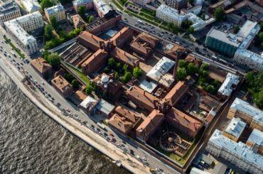 ФСИН: в«Крестах» зараженных коронавирусом нет