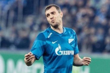Дзюба попал всписок самых ценных игроков Европы систекающими контрактами
