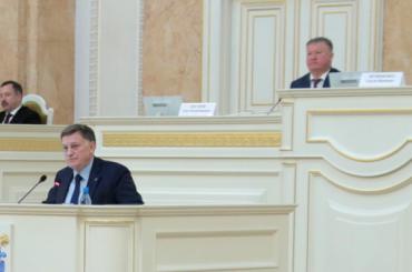 Макаров выступил сантикоронавирусной проповедью