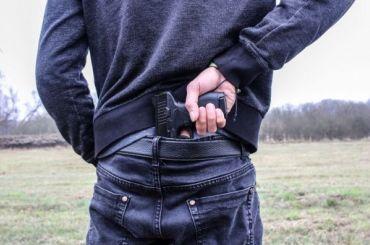 Мигранту прострелили бедро вцентре Петербурга
