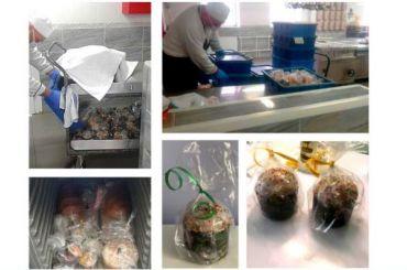 Пациентам Елизаветинской больницы подарили пасхальные куличи