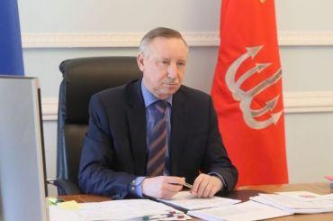 Беглов обратился зафедеральной поддержкой впоставке СИЗ иИВЛ