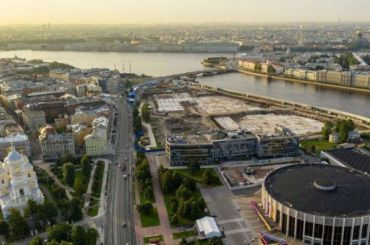 Концепции парка «Тучков буян» конкурсанты покажут вавгусте