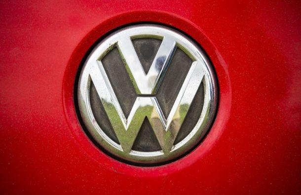 Volkswagen приостановил производство вРоссии до17апреля