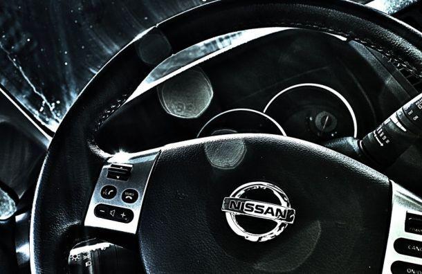 Завод Nissan вПетербурге продлил остановку производства до30апреля