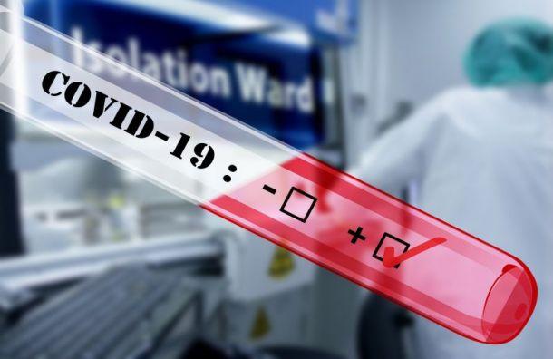 Засутки вПетербурге зафиксировали 44 случая заражения коронавирусом