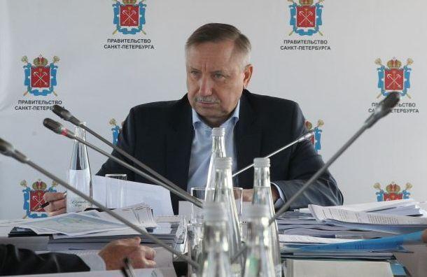 СМИ: Беглов сказал, что ситуация вПетербурге скоронавирусом ухудшается