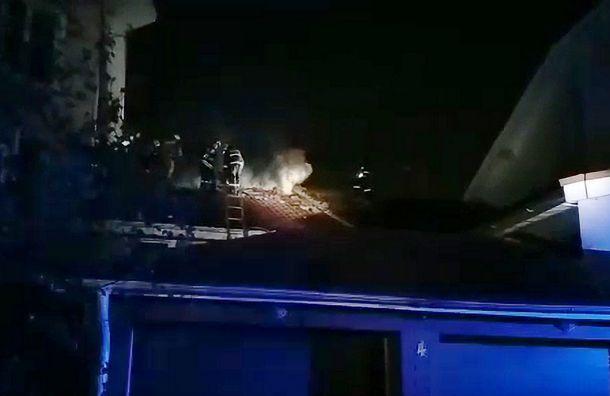 Жертвами пожара вхосписе вПодмосковье стали 10 человек