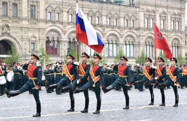 Путин объявил опроведении парада Победы 24июня