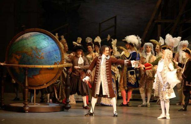 Мариинский театр покажет балет «Медный всадник» вДень города