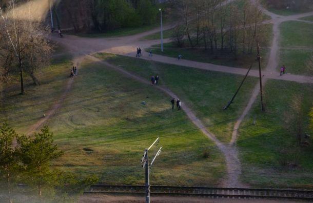 Температура воздуха вПетербурге поднимется до19 градусов