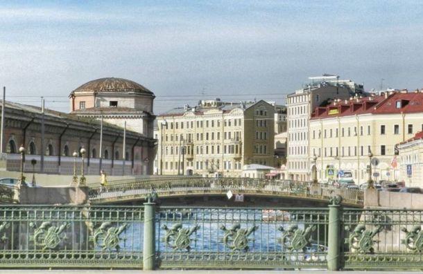 ВПетербурге немного похолодает 7мая