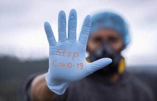 Выявлено 414 новых случаев коронавируса запоследние сутки вПетербурге