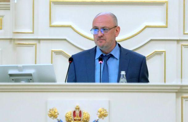 Резник предложил парламенту выразить недоверие Беглову
