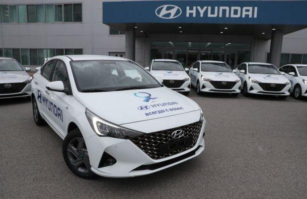 Завод Hyundai вПетербурге возобновил полноценную работу