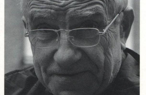 Умер известный петербургский фотограф Вадим Егоровский