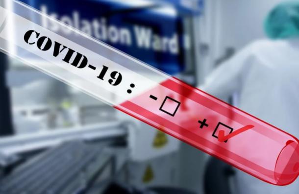 Оперштаб: засутки коронавирус нашли вПетербурге у389 человек