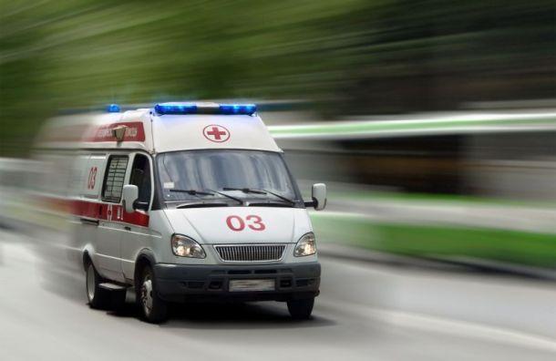 Комздрав: вПетербурге нет проблем сэкстренной госпитализацией