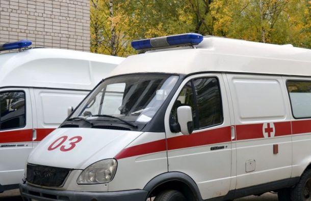 Пьяная дама сножом ранила трех человек вкоммуналке наАнтонова-Овсеенко